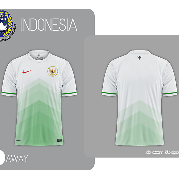Indonesia National Team Away