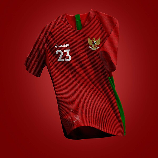 Indonesia National Team Fantasy Kit