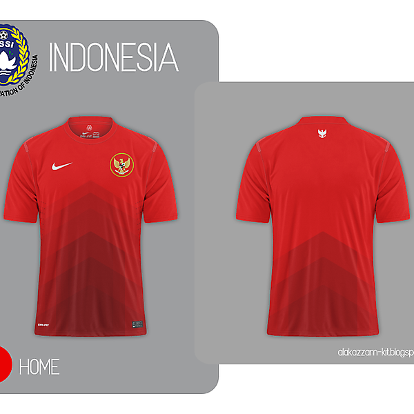 Indonesia National Team Home