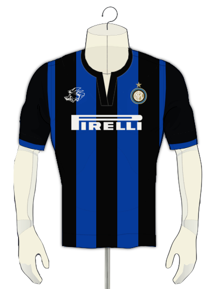 Inter Home Shirt Wild Boar
