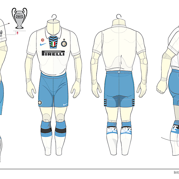 Inter Away Revisit