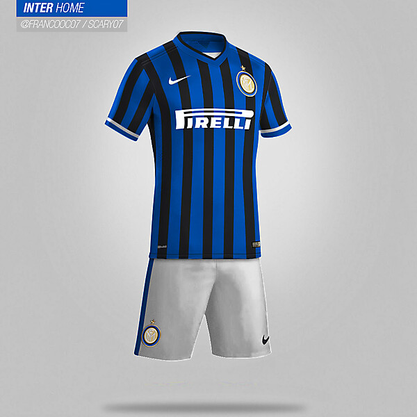 Inter de Milan - Home