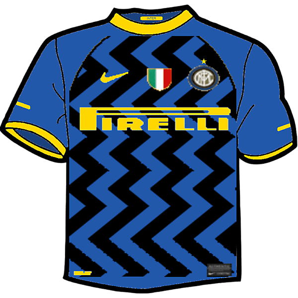 Inter Milan Fantasy Home
