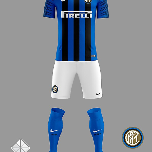 Inter Milan 2018/2019 Home Jersey