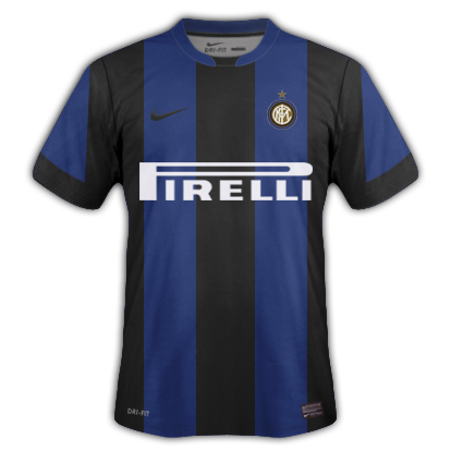 Inter Milan Fantasy Home Kit<br />2014/2015