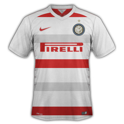 Inter Milan Third kit for 2015/16 with Nike
