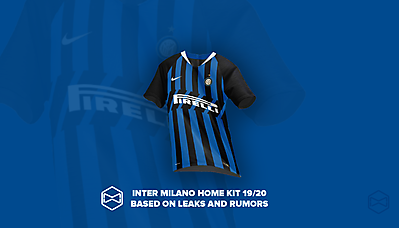 inter milano prediction kit2019/2020