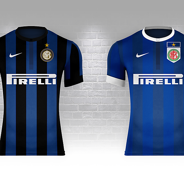 Internazionale as Italy (Fantasy Nike World Cup Campaign)
