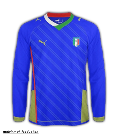 Italy Fantasy Home Kit