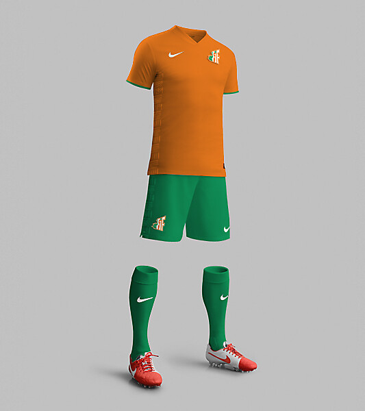 Ivory Coast Away Kit