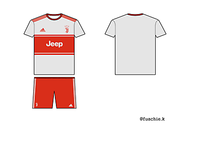 Juventus 2019/20 Away kit concept
