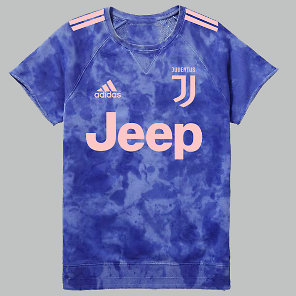 Juventus away 2017