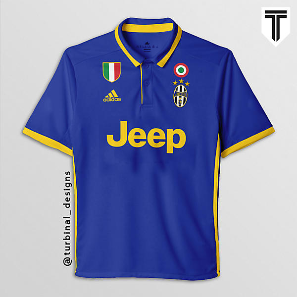 Juventus Away Concept Kit