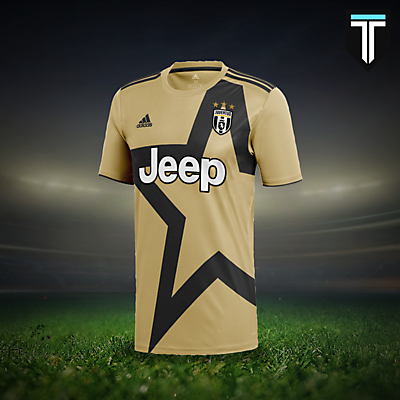 Juventus - Away Kit Concept