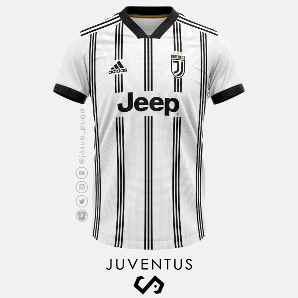 Juventus Home Kit