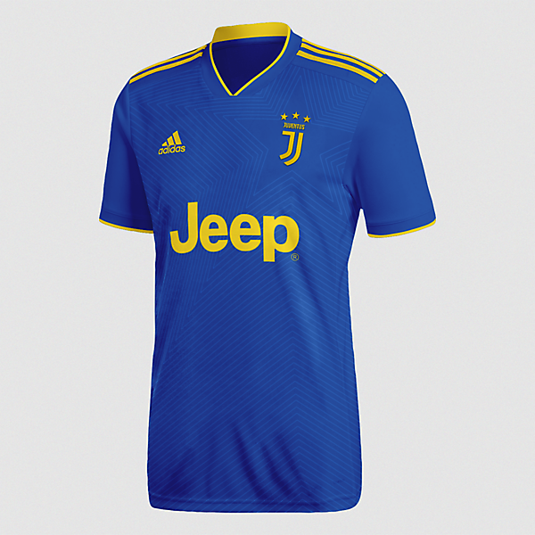 Juventus Third Concept Kit