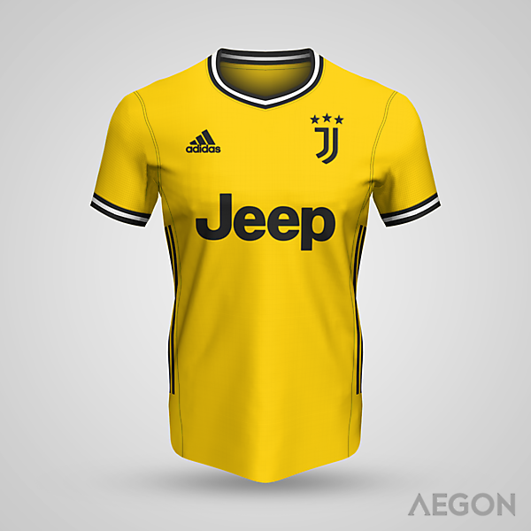Juventus Away Kit
