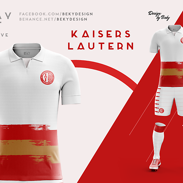 Kaiserslautern Away Kit (2) Proposal