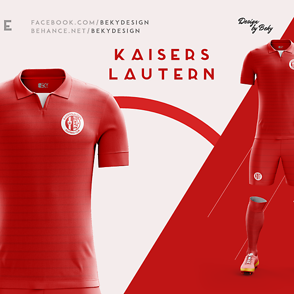 Kaiserslautern Home Kit Proposal