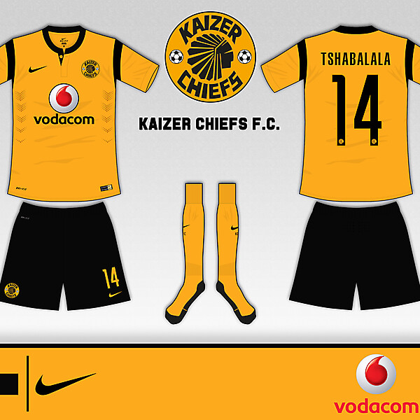 Kaizer Chiefs F.C. Home