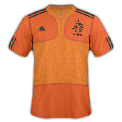 Holland Fantasy Kit 2010