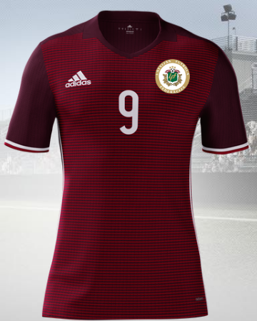 Latvia 2018 Kit Concept