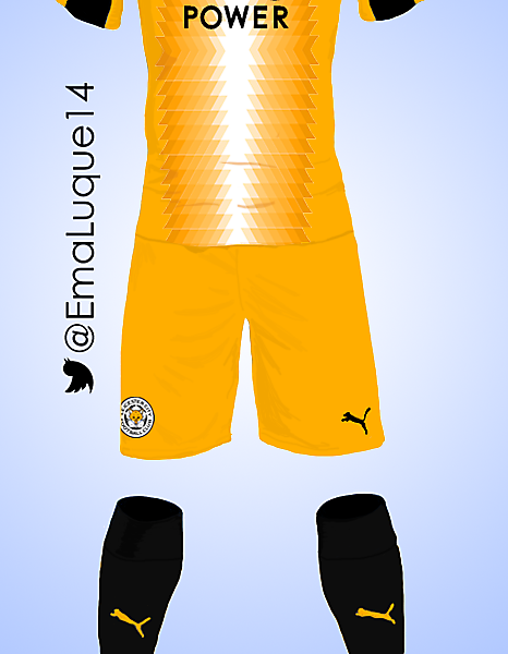 Leicester City - Away kit