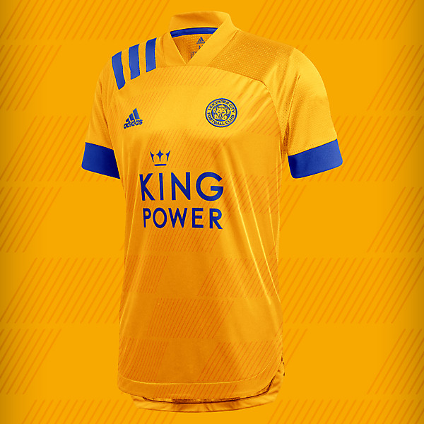 Leicester City - Third Kit 2020/21