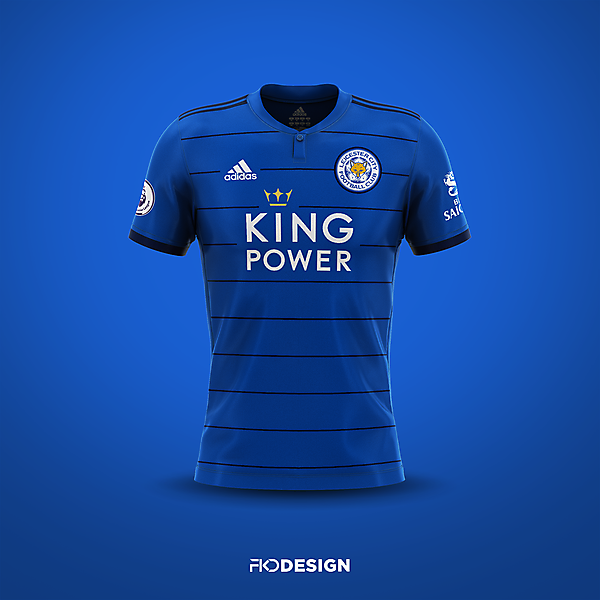 Leicester City | Adidas | Home