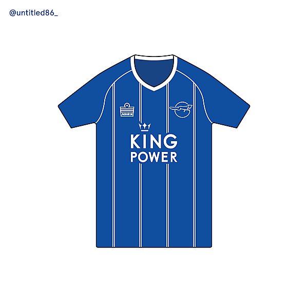Leicester City • Admiral