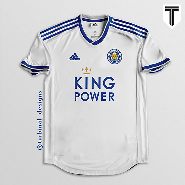 Leicester City Away Concept Kit