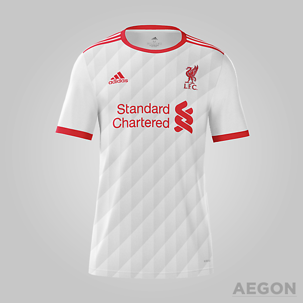 Liverpool Adidas Away Kit