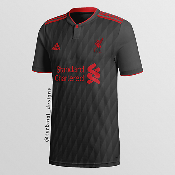 Liverpool Adidas Third Concept Kit
