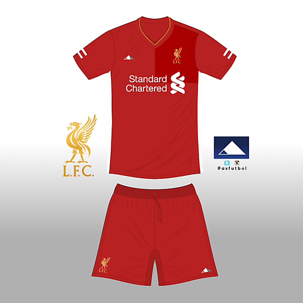 Liverpool FC Home Kit