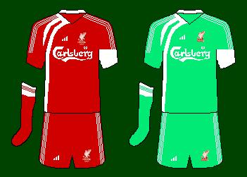 Liverpool Home And Away Designs Based On New Template