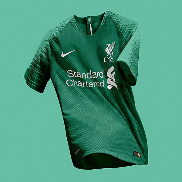 Liverpool Nike Third Concept Kit