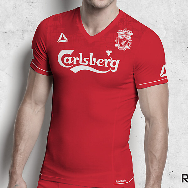 Liverpool Reebok Home