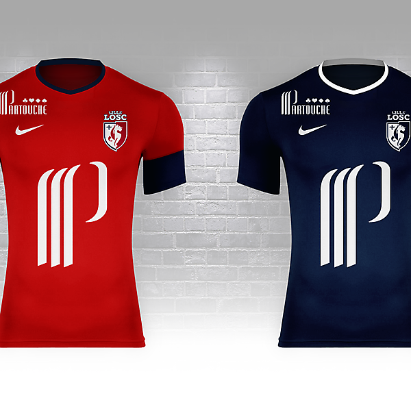 LOSC LILLE as FRANCE (Fantasy Nike World Cup Campaign)