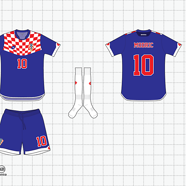 lotto x kunto croatia away