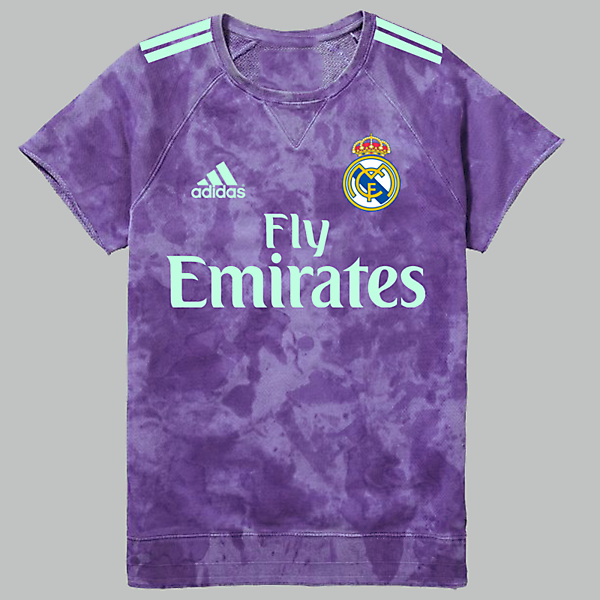Madrid Away 2017