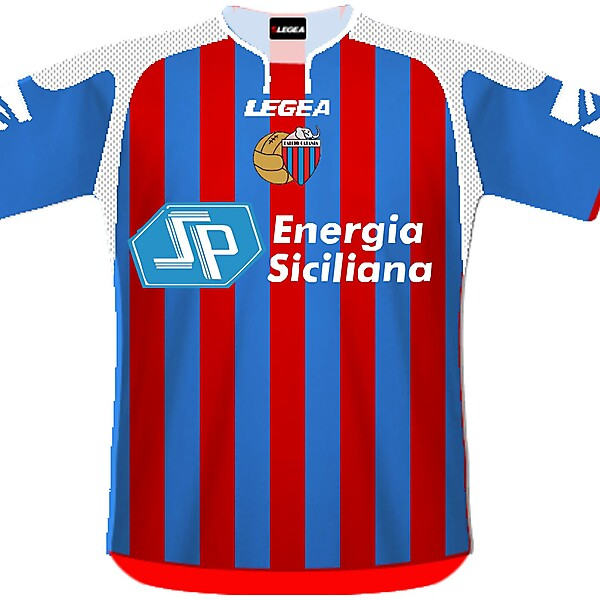 Catania legea home 09/10