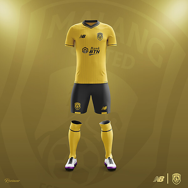 Malang United Home Kit
