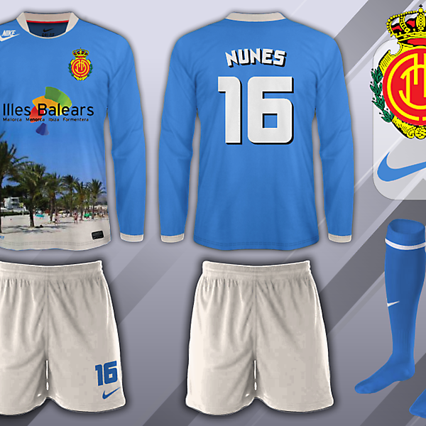 RCD Mallorca Fantasy Away Kit