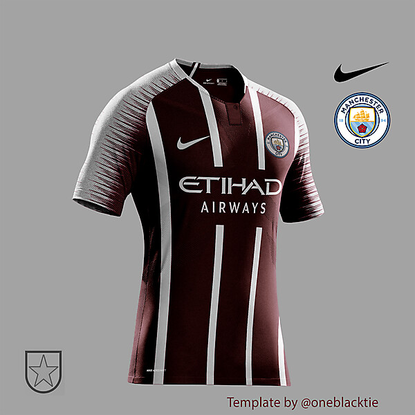 Man City away 18-19?