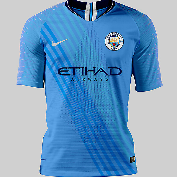 Man City home concept