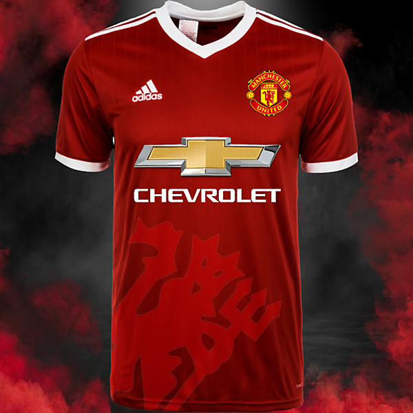Man United Home Concept