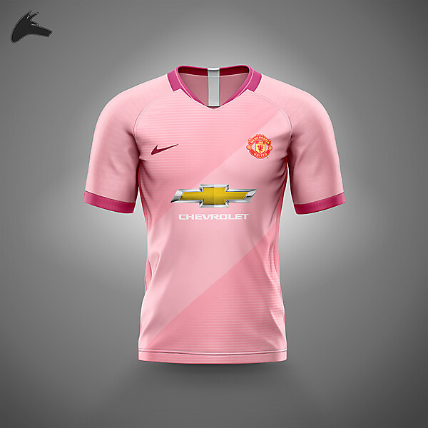 Man United x Nike away concept