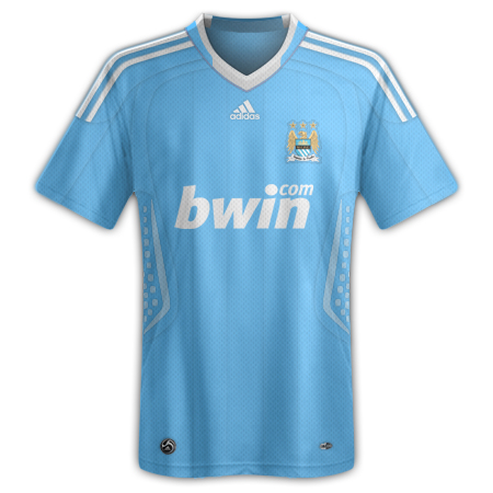 Man City Adidas Home