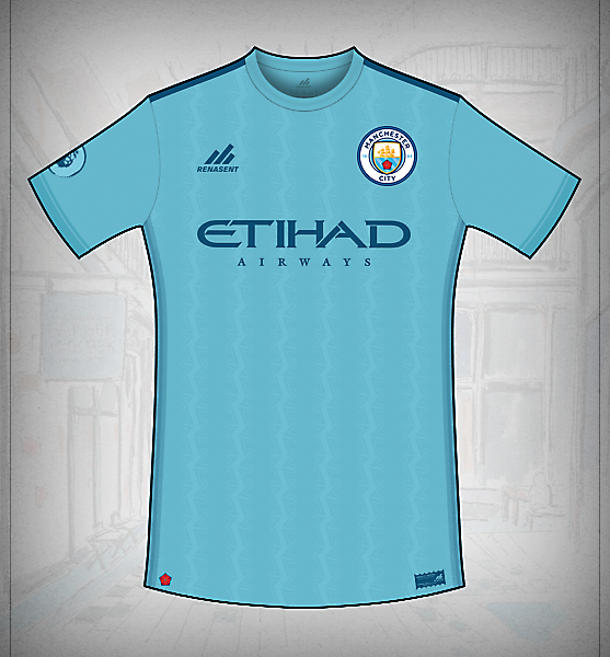Manchester City - Home