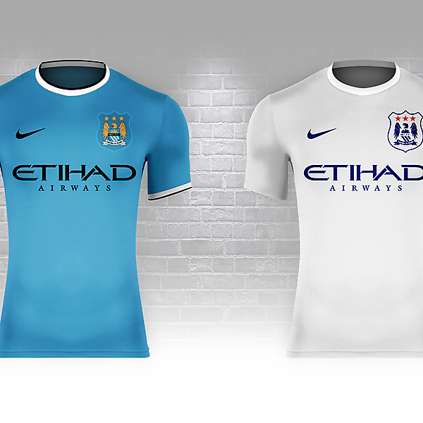 Manchester City as England (Fantasy Nike World Cup Campaign)